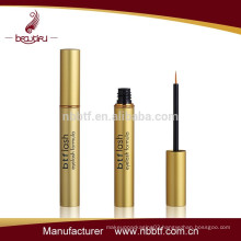 2015 Luxury Golden Aluminum Makeup tube Eyeliner Bottle                                                                         Quality Choice